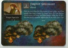 Pirates Of Davy Jones' Curse, Spanish Crew, Firepot Specialist, #075