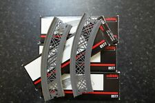 Marklin spur z scale/gauge Boxed Curved Ramps.