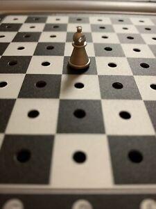 Saitek KASPAROV COSMOS Chess Replacement Silver/White Bishop (1) Piece
