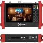 """X-Finder V3 7"""" LCD HD DVB-S/S2 + C/T/T2 H265 Spektrum Combi Messgerät Satfinder"""
