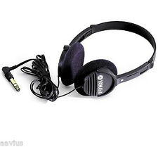 Yamaha Lightweight Headphones for Portable Lighted Workstation Electronic Pianos