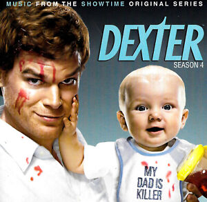 Various - Dexter: Season 4 (Music From The Showtime Original Series) NEW SEALED
