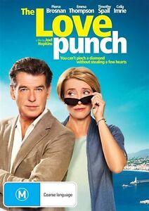 The Love Punch (DVD, 2015)Australian Stock