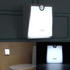 LED PIR Lampe Veilleuse Sans fil Batterie Détecteur Mouvement Lumière Éclairage
