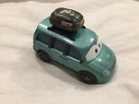 Disney Pixar Cars ROAD TRIP  VAN LUGGAGE Diecast 1:55 BUNDLE TOKYO DRIFT MATER