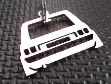 VW RABBIT keyring keychain GOLF MK1 GTI 16v DIESEL G60 HELLA CONVERTIBLE DIESEL