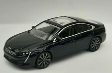 NOREV 3 inches 1/64. Peugeot 508 Sedan 2018 Blue Nuit. New IN Box