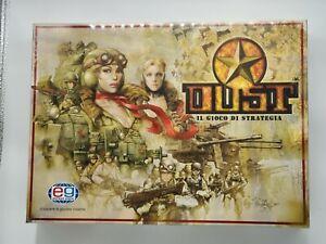 Dust Board Game - Italian Version BNIB Sealed