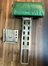 Koken Vintage Barber Chair Headrest Rare With Socket