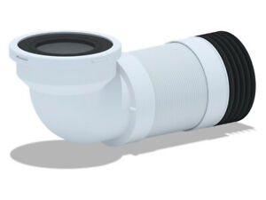 Nova Flex Anschluß flexibel Rohrstutzen WC Abfluss DN 90 110