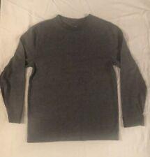 Old Navy Long Sleeve Gray Shirt Size Boys Large (10/12)
