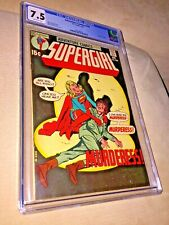 Adventure Comics #405, CGC 7.5, Off-White Pages