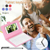 Portable Wireless Bluetooth  Keyboard Case For Mobile Phone Protector