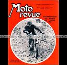 MOTO REVUE N°1776 NORTON MANX TRIUMPH BONNEVILLE T120 TRITON GRAND PRIX 1966