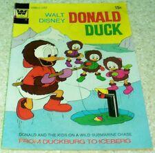 Walt Disney's Donald Duck 148, VG+ (4.5) Duckburg to Iceburg! 50% off Guide!