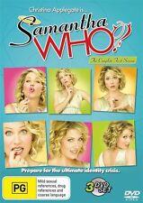 Samantha Who? - Season 1 (DVD, 3 Disc Set) R4 Series