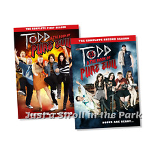 Todd and The Book Of Pure Evil: Complete TV Series Seasons 1 & 2 Box/DVD Set(s)