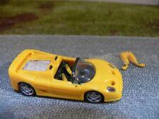 1/87 Euromodell Ferrari F50 Cabrio gelb