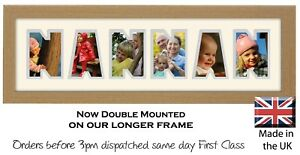 Nannan Photo Frame Word Photo Frame Photos in a Word Name Frame 1273-CC