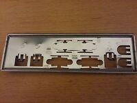 Supermicro I / O motherboard shield M/B CSE-PT7L Dual LAN shield plate cover NEW