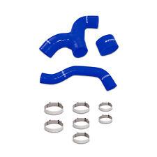 Mishimoto Silicone Intercooler Hoses - fits Subaru Impreza WRX 2001-2005 - Blue
