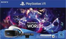 Sony PlayStation VR V2 + PlayStation Camera + PlayStation VR Worlds + PS5 Camera