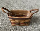Longaberger All Star Basket And Protector