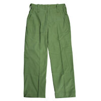 British Army Pants Surplus Lightweight Olive Military Combat Trousers Green