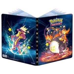 Pokemon Charizard Folder - 9 pockets per sheet (180 cards) SAME DAY SHIPPING