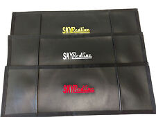 Saturn Sky Redline Console bag black Vinyl embroidered in Red / Yellow / or Grey