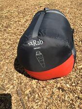 Rab ignition 3 sleeping bag