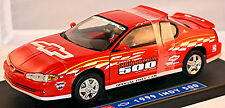 CHEVROLET MONTE CARLO SS Coupè 1999 INDIANAPOLIS 500 RITMO CAR 1:18 SUN STAR