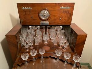 Rount Table commerative drinks cabinet