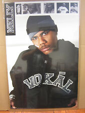 Vintage Nelly 2002 poster rap music artist 3463