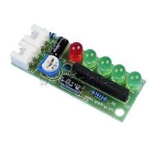 KA2284 Audio Level Indicator DIY Electronic Kit Parts 3.5-12V 5mm RED Green LED