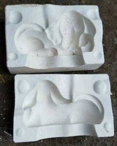 ceramic mold, momma hound