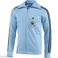 nwt~Adidas GERMANY Track Top CLASSIC World Cup sweat jersey shirt Jacket~Men Med