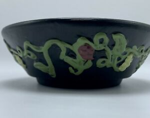 Scentsy Tuscan Grapevine Replacement Warming Round Dish Only Retired Black Vines