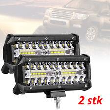 2X 400W LED Arbeitsscheinwerfer Zusatzscheinwerfer 12V 24V Scheinwerfer Offroad