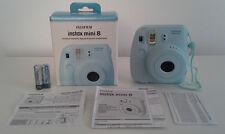 Fujifilm Fuji instax mini 8 Blue Instant Film(Polaroid) Camera + 50 Mini Prints