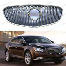 New Chrome Front Upper Top Grill Grille For Buick Lacrosse 2014-2016