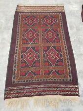 Afghan Adraskan Kilim Best Quality Old Kilim/oriental kilim cicim 7'x4' vintage