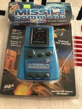 Vtg 2000 Missile Command The Ultimate Arcade Classic MGA Color Sealed Game