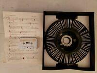 Kodak Ektagraphic Universal Slide Tray Model 2, 80 Slide Carousel with Box