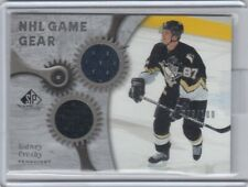 2005-06 Sidney Crosby SP Game Used Gear Jersey Rookie /100