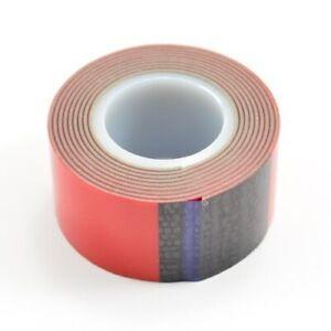Fastrax Premium Double Side/Servo Tape 25mm X 1M Roll (Thickness 1mm) FAST187
