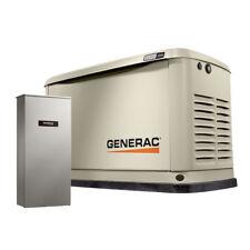 Generac 7039 20/18KW Guardian Standby Generator w/ Automatic Transfer Switch New