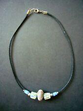 Afrikanischer Handel-perlen Halskette Jewellrey Set - Designer Ethisches Schmuck