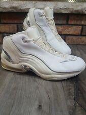 Nike Air Max Uptempo Sensation White Basketball Shoe 307356-111 Mens Size 14 03'