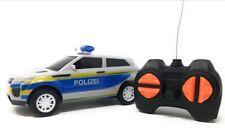 Spielzeug RC Polizeiwagen Ferngesteuertes Polizeiauto 16 cm Modell Batterie